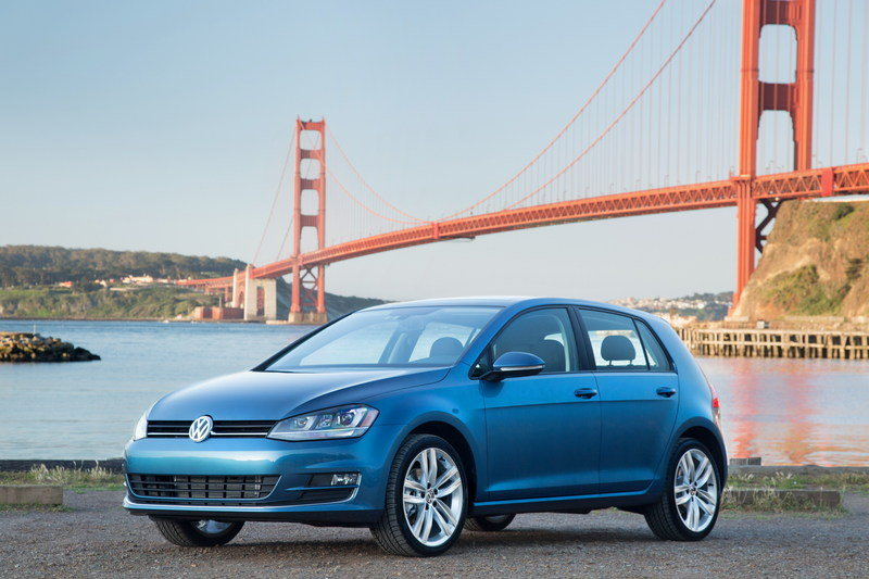 2015 Volkswagen Golf High Resolution Exterior Wallpaper quality - image 551905