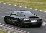 Spy Shots: 2016 Audi R8 Reveals its Interior - image 553258