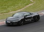 Spy Shots: 2016 Audi R8 Reveals its Interior - image 553241