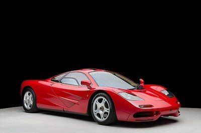 Andretti-Owned McLaren F1 Sold For $10 Million