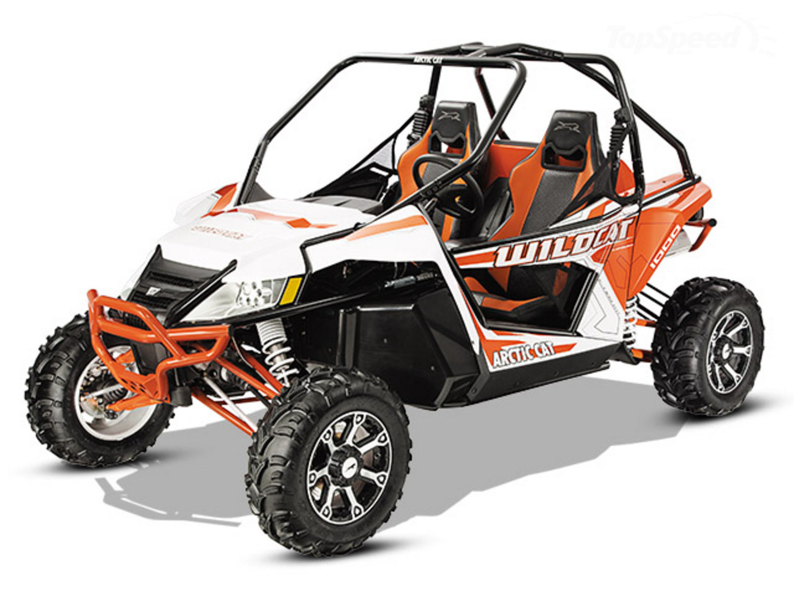 2014 Arctic Cat Wildcat 1000 Limited Review Top Speed