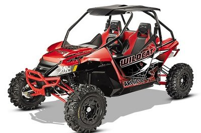 2014 Arctic Cat Wildcat X Limited Exterior - image 551098