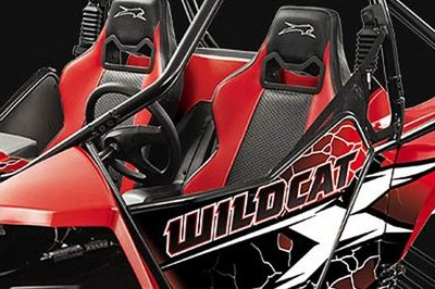 2014 Arctic Cat Wildcat X Limited Exterior - image 551092