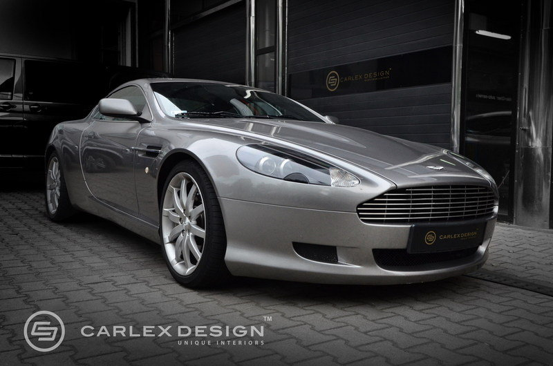 2014 Aston Martin DB9 By Carlex Design