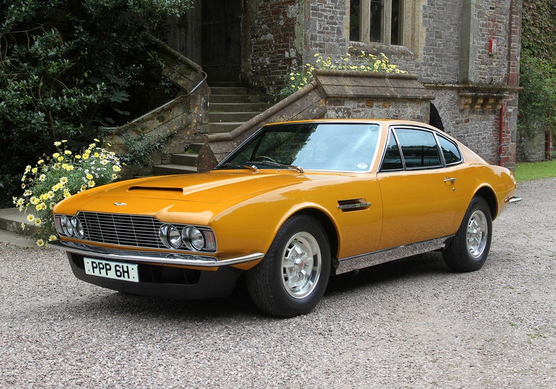 1970 Aston Martin DBS High Resolution Exterior - image 552875