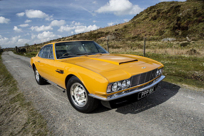 1970 Aston Martin DBS High Resolution Exterior - image 552884