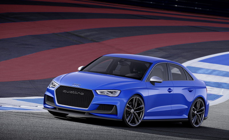 2014 Audi A3 Clubsport Quattro Concept High Resolution Exterior Wallpaper quality - image 552274