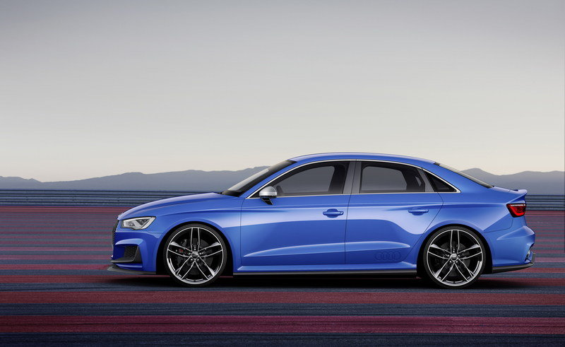 2014 Audi A3 Clubsport Quattro Concept High Resolution Exterior - image 552278