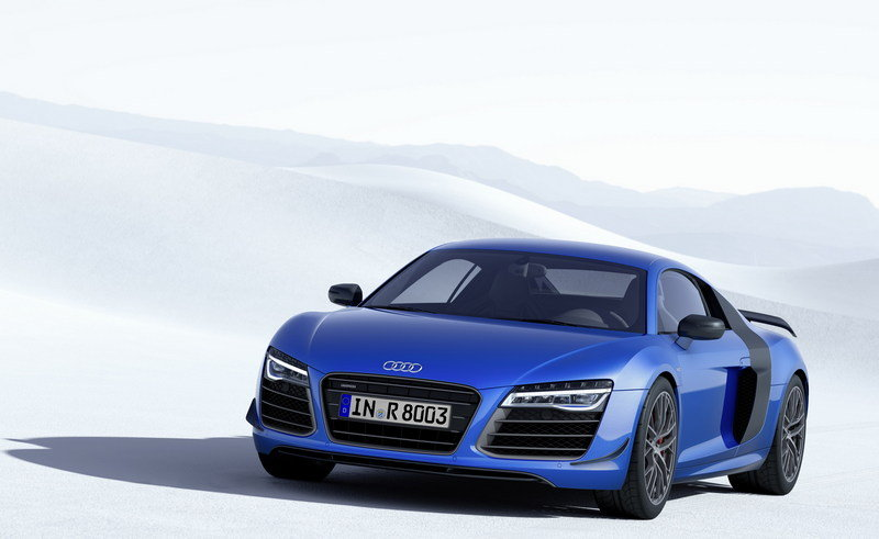 2015 Audi R8 LMX High Resolution Exterior - image 551784