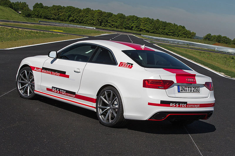 2014 Audi RS 5 TDI Concept High Resolution Exterior - image 553848