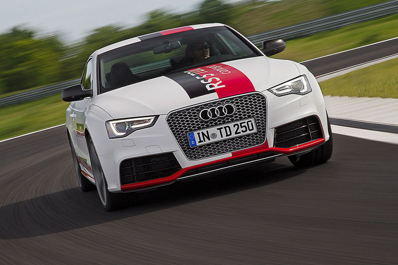 2014 Audi RS 5 TDI Concept High Resolution Exterior - image 553850