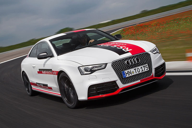 Audi Planning Diesel RS Models to go Along With the Potential R8 Diesel