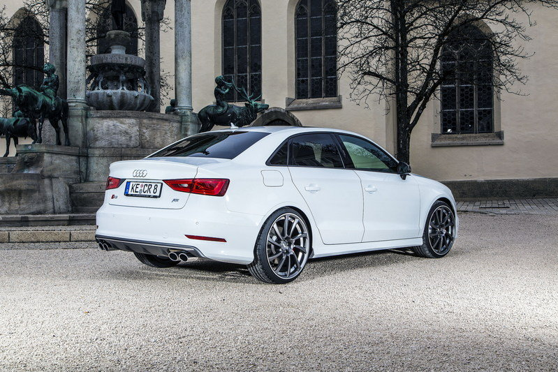 2014 Audi S3 Sedan By ABT Sportsline High Resolution Exterior - image 553571