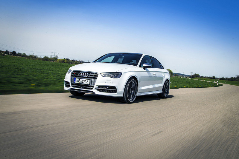 2014 Audi S3 Sedan By ABT Sportsline High Resolution Exterior - image 553576