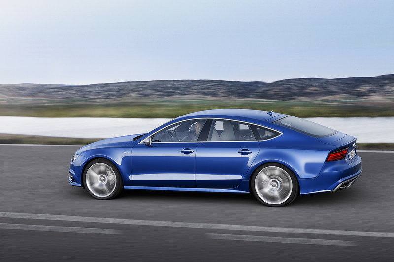 2015 Audi S7 High Resolution Exterior - image 553151