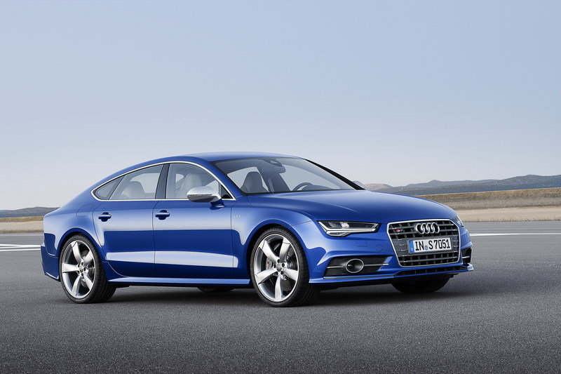 2015 Audi S7 High Resolution Exterior - image 553143