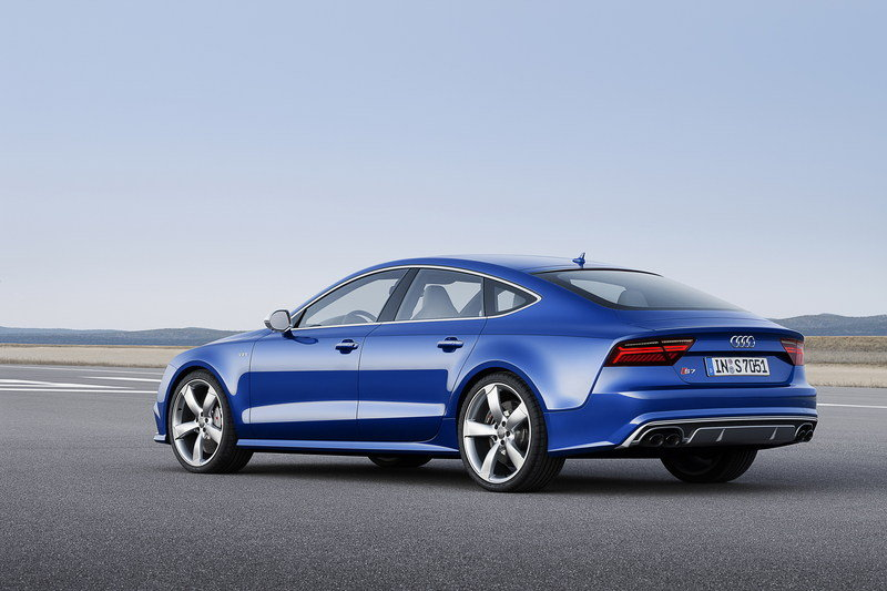 2015 Audi S7 High Resolution Exterior - image 553144