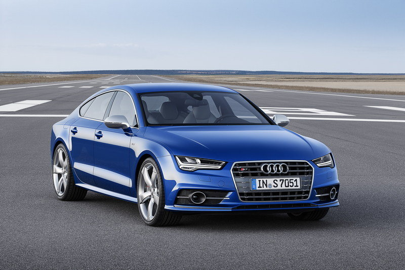 2015 Audi S7 High Resolution Exterior Wallpaper quality - image 553145