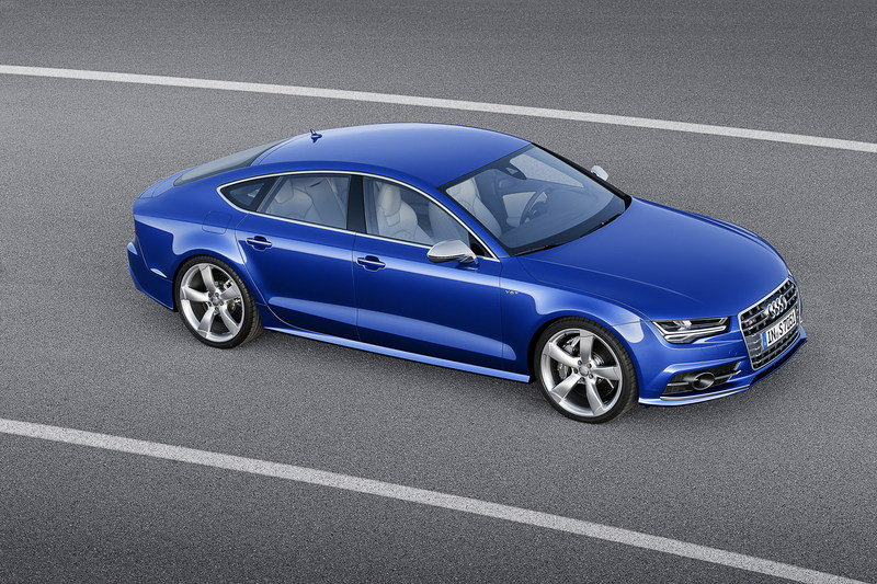 2015 Audi S7 High Resolution Exterior - image 553146