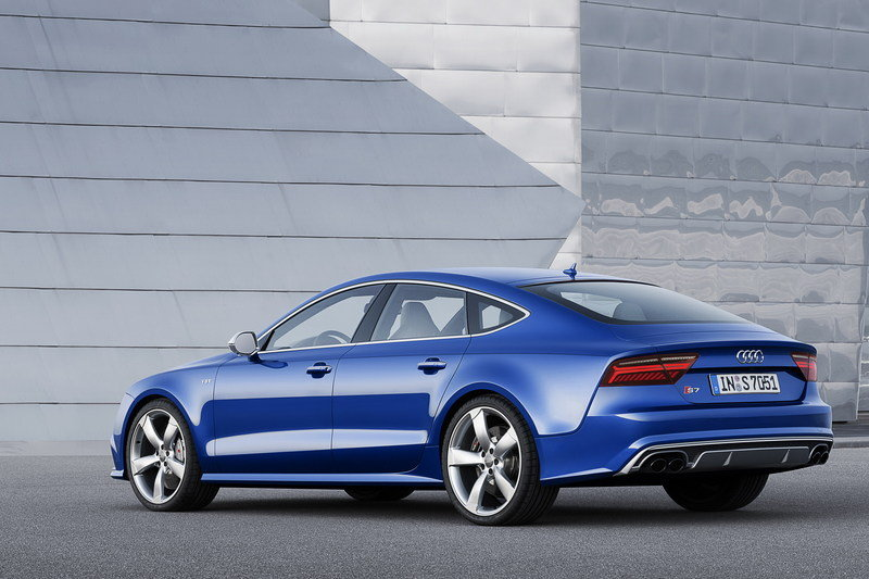 2015 Audi S7 High Resolution Exterior - image 553148