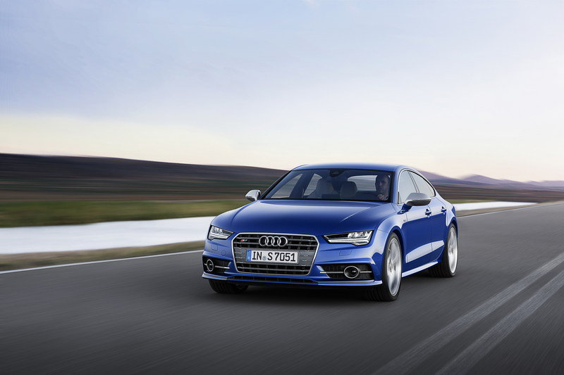 2015 Audi S7 High Resolution Exterior - image 553149