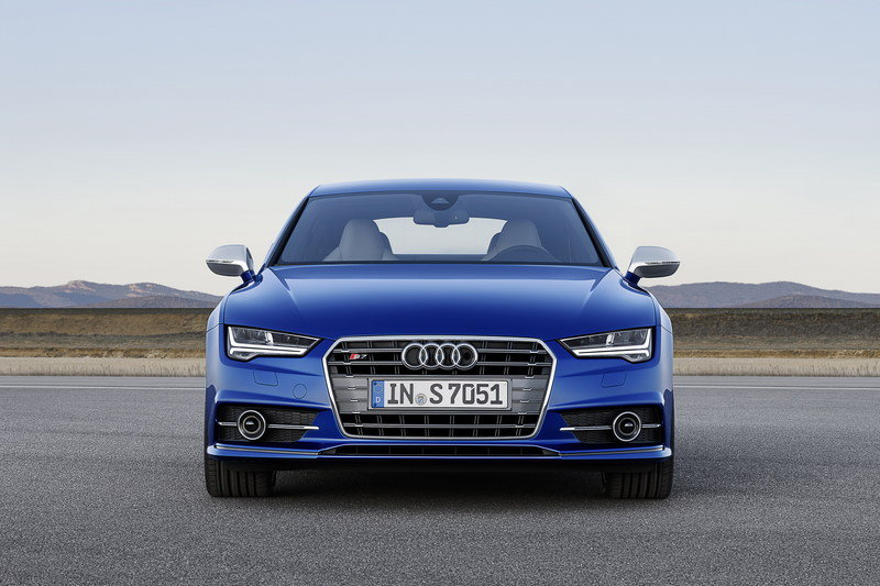 2015 Audi S7 High Resolution Exterior - image 553142