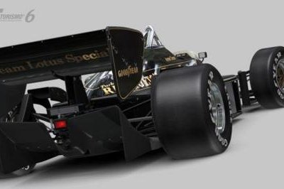 Ayrton Senna's F1 Car and Kart Will be Offered in New Gran Turismo 6 DLC Screenshots / Gameplay - image 552471