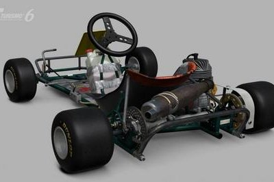 Ayrton Senna's F1 Car and Kart Will be Offered in New Gran Turismo 6 DLC Screenshots / Gameplay - image 552473