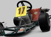 Ayrton Senna's F1 Car and Kart Will be Offered in New Gran Turismo 6 DLC - image 552470