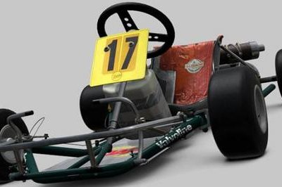 Ayrton Senna's F1 Car and Kart Will be Offered in New Gran Turismo 6 DLC Screenshots / Gameplay - image 552470