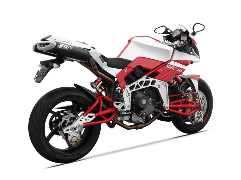 2014 Bimota TESI 3D EVO High Resolution Exterior - image 552543