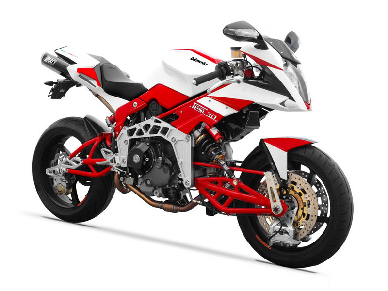 2014 Bimota TESI 3D EVO High Resolution Exterior - image 552544