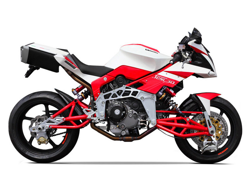 2014 Bimota TESI 3D EVO High Resolution Exterior - image 552545