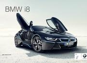 BMW Launches Global Campaign for the New i8 - image 552049