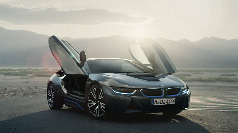 BMW Launches Global Campaign for the New i8 High Resolution Exterior - image 552052
