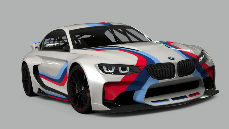 BMW M2 Could Get Inspiration From Vision Gran Turismo