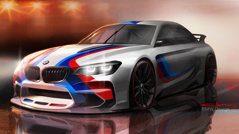 2014 BMW Vision Gran Turismo Concept Drawings - image 552132