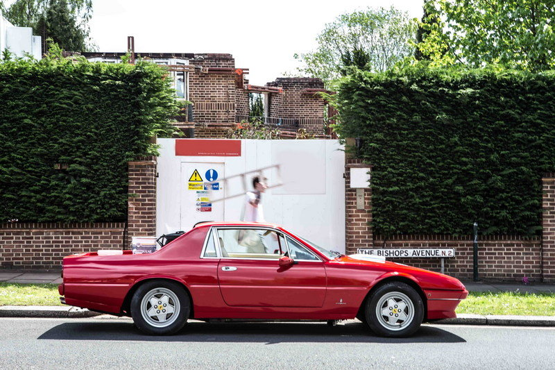2014 Ferrari 412 Pick-Up By London Supercar Workshop
