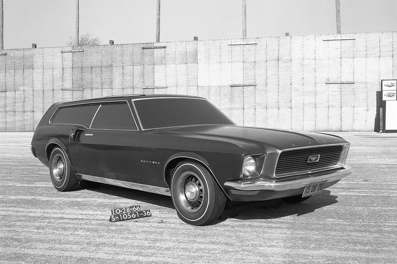 11 Ford Mustangs You Never Knew Existed High Resolution Exterior - image 553517