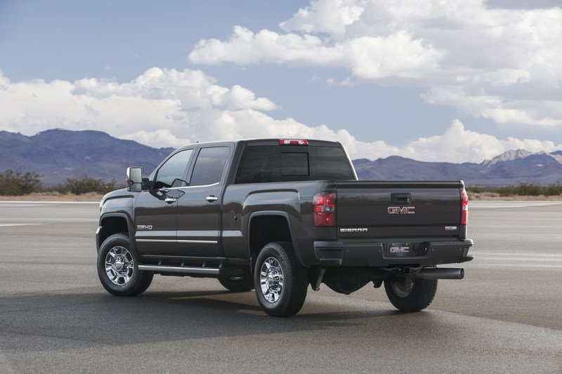 2015 GMC Sierra All Terrain HD High Resolution Exterior - image 553030