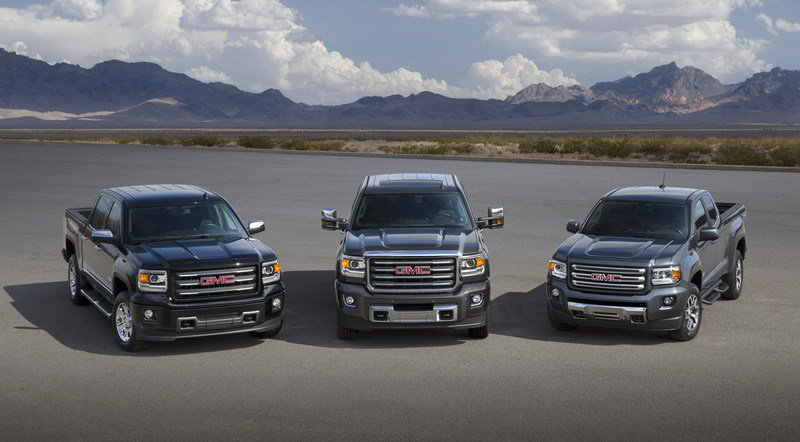2015 GMC Sierra All Terrain HD High Resolution Exterior Wallpaper quality - image 553032
