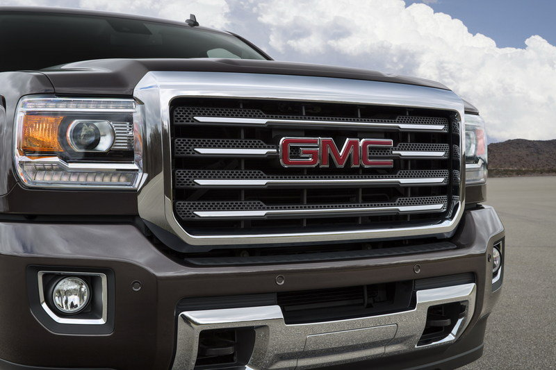 2015 GMC Sierra All Terrain HD Exterior - image 553037