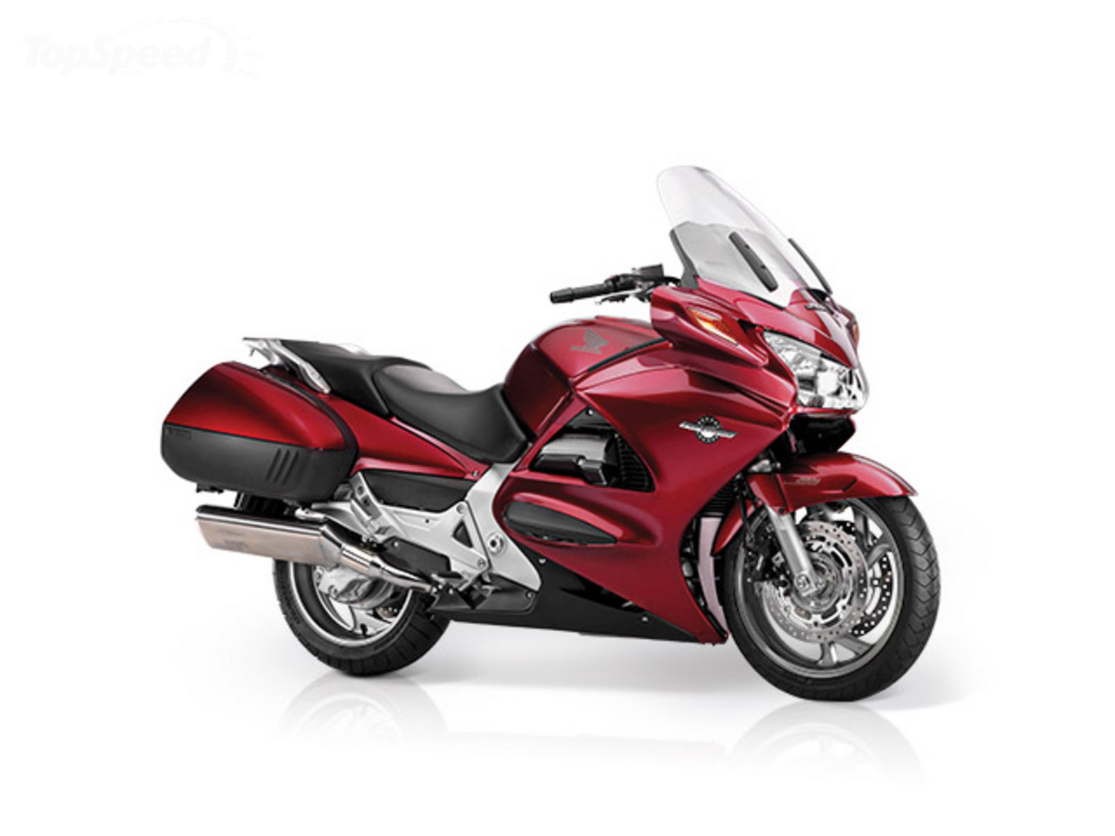 2014 honda st1300 pan european review top speed. Black Bedroom Furniture Sets. Home Design Ideas