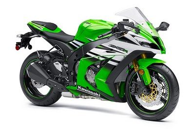 2015 Kawasaki Ninja Zx 10r Abs 30th Anniversary Top Speed