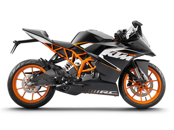 2014 ktm rc 125 motorcycle review top speed. Black Bedroom Furniture Sets. Home Design Ideas