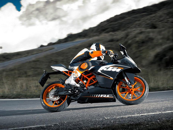 2014 Ktm Rc 200 Motorcycle Review Top Speed