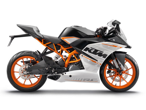 2014 ktm rc 390 review - top speed