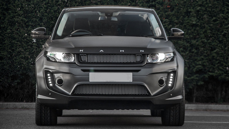 2014 Land Rover Range Rover Evoque RS Sport By Kahn Design