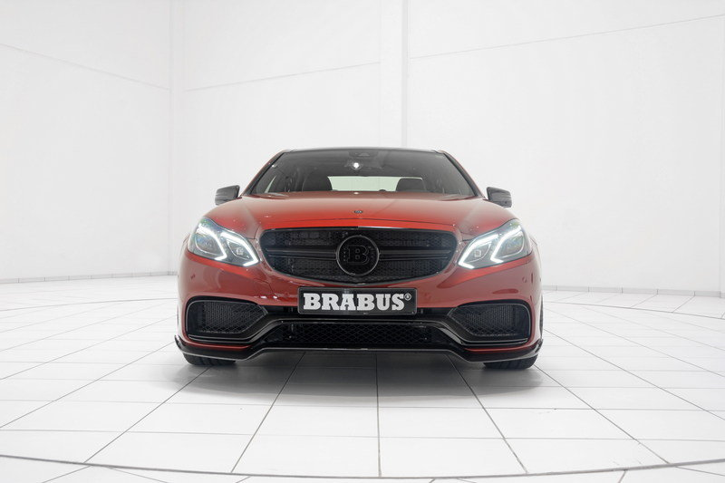 2014 Mercedes E63 AMG 850 6.0 Biturbo By Brabus High Resolution Exterior - image 552162
