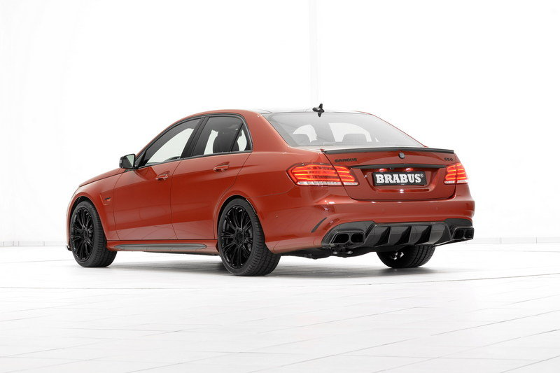2014 Mercedes E63 AMG 850 6.0 Biturbo By Brabus High Resolution Exterior - image 552166